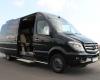 VIP buszbérlés Mercedes Sprinter