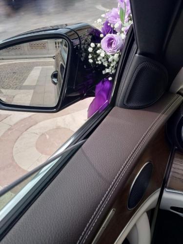 autóbérlés esküvőre