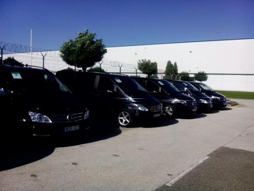 Mercedes flotta