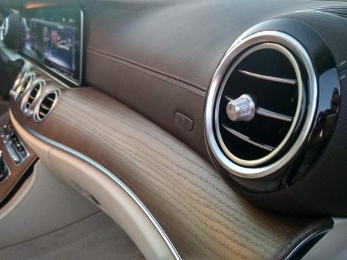 Mercedes E-Class - fabetét