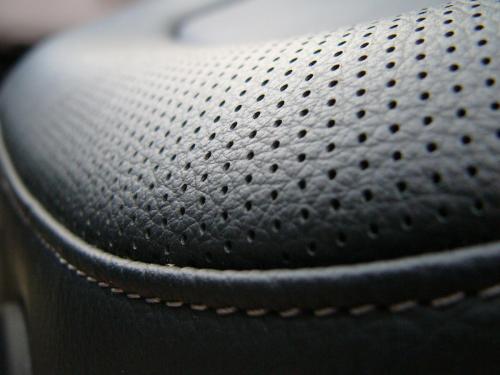 Mercedes V-Class - bőr belső