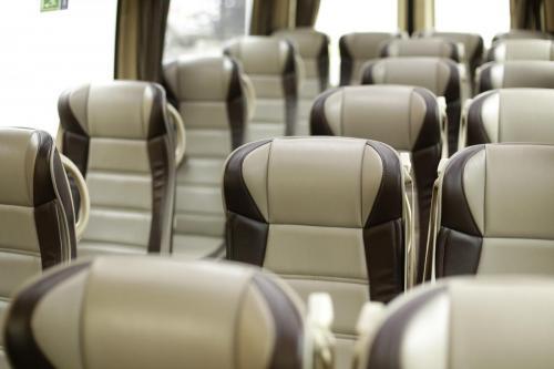 Mercedes Sprinter VIP bőr ülések